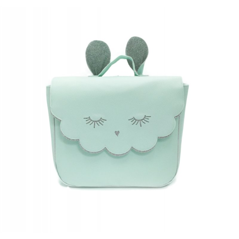 Cartable So Cute Mint/Argent