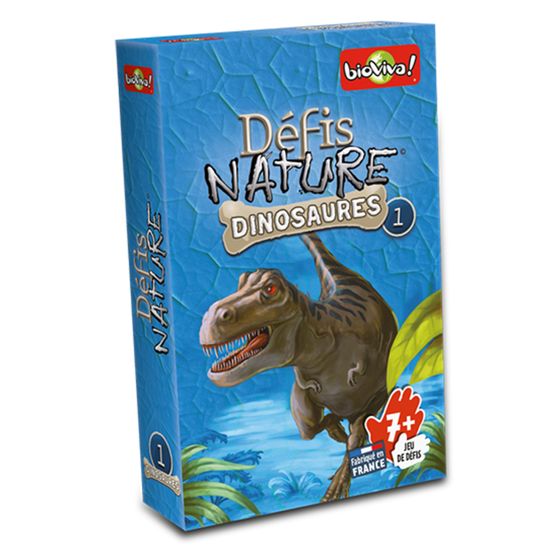 Défis Dinosaures