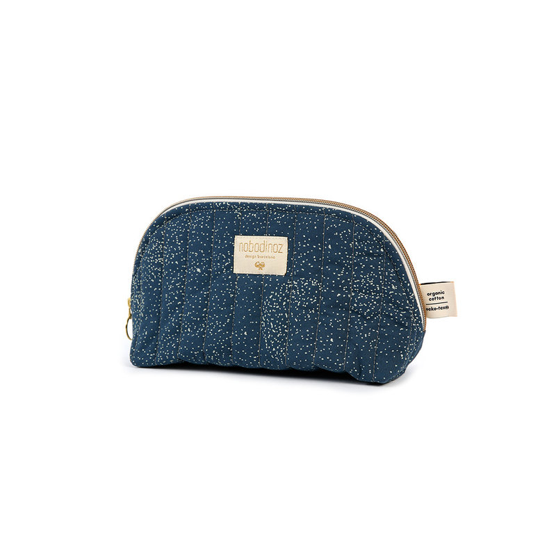 Trousse de toilette Holiday S Gold bubble / Night blue