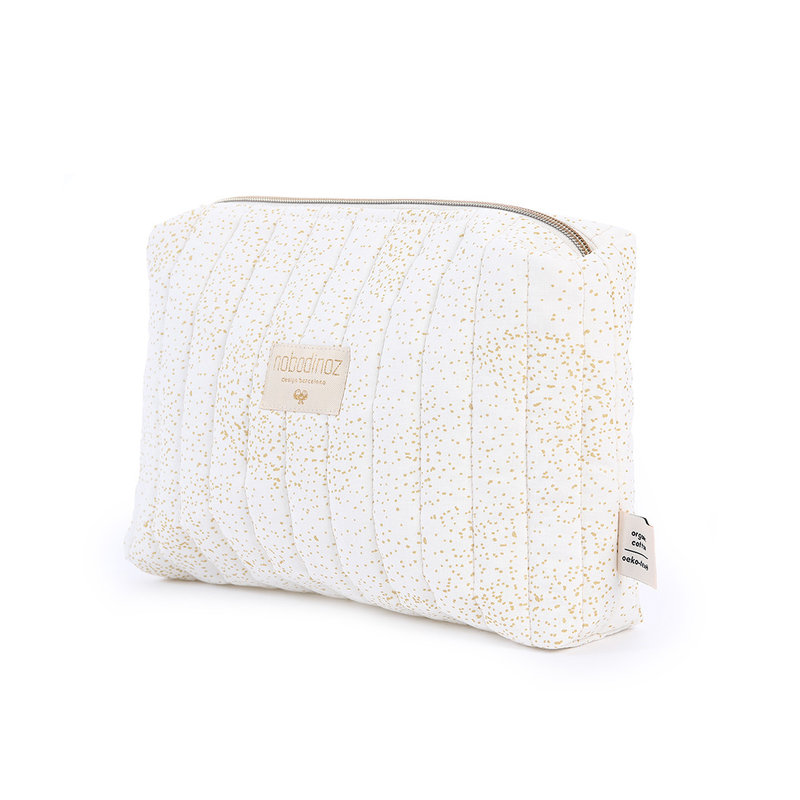 Trousse de toilette Travel Gold Bubble / White