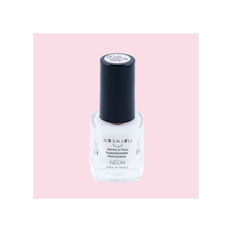 Vernis brillant superposable Néon