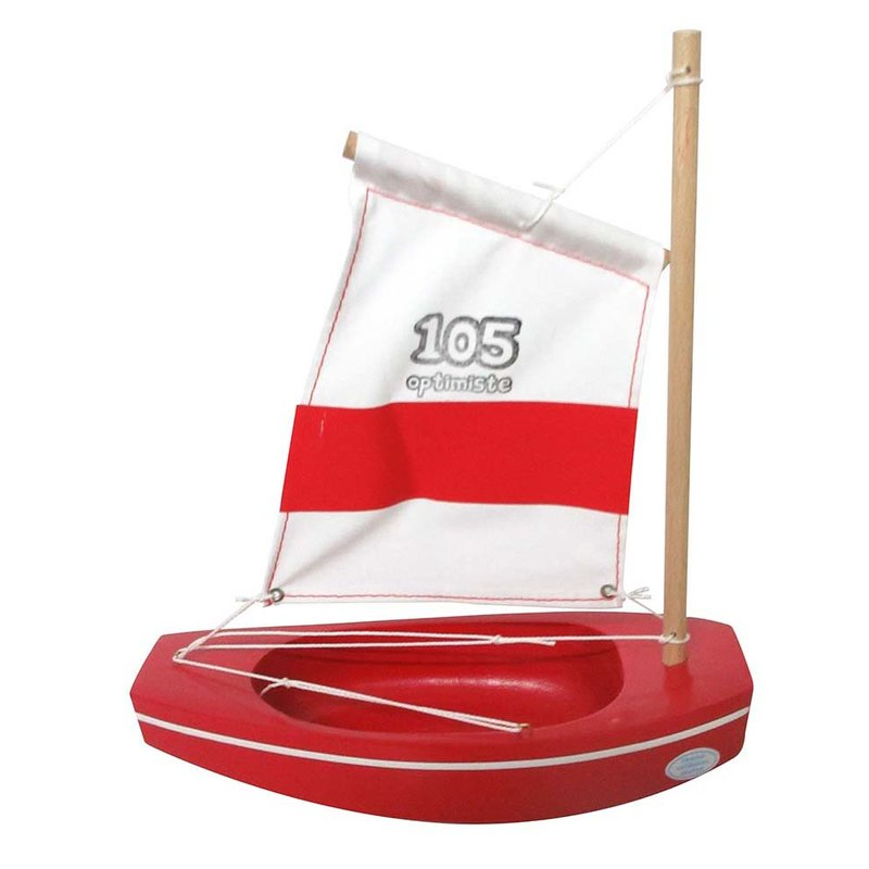Optimist rouge 22cm - 105