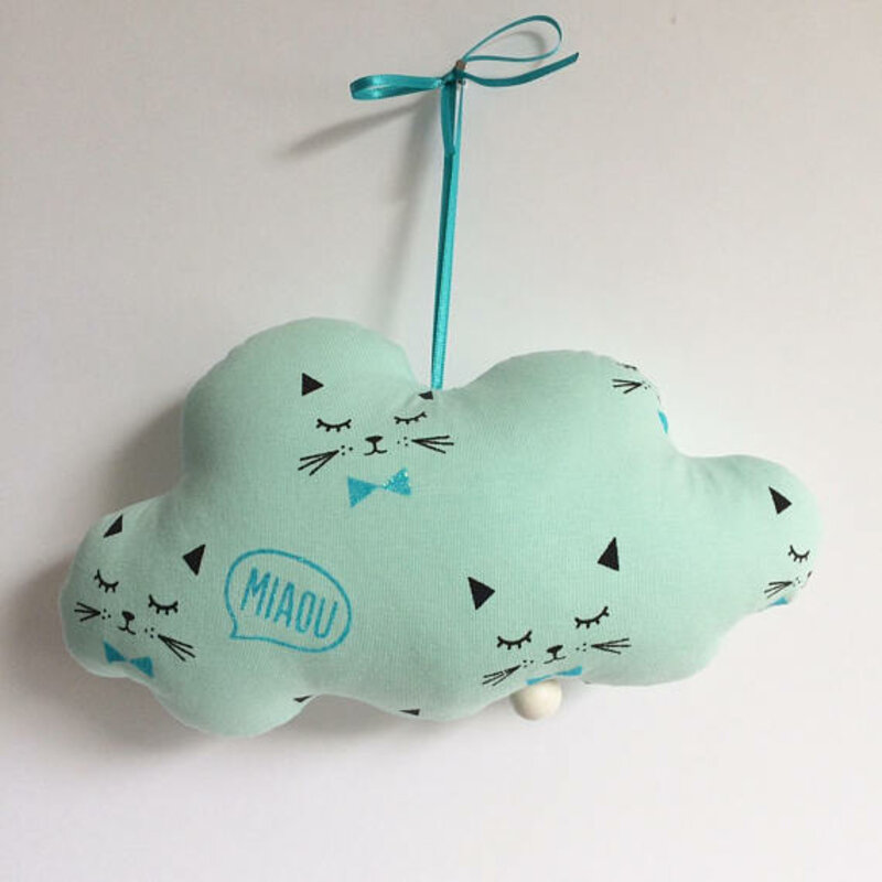 Nuage musical Mint Petits chats