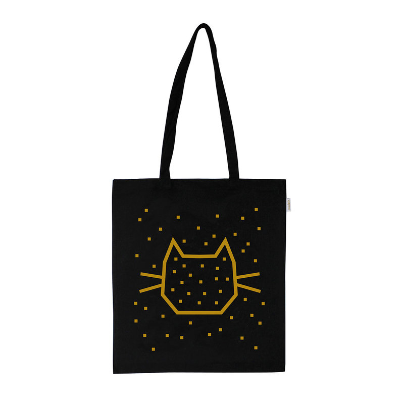 Duo Tote bag Chat